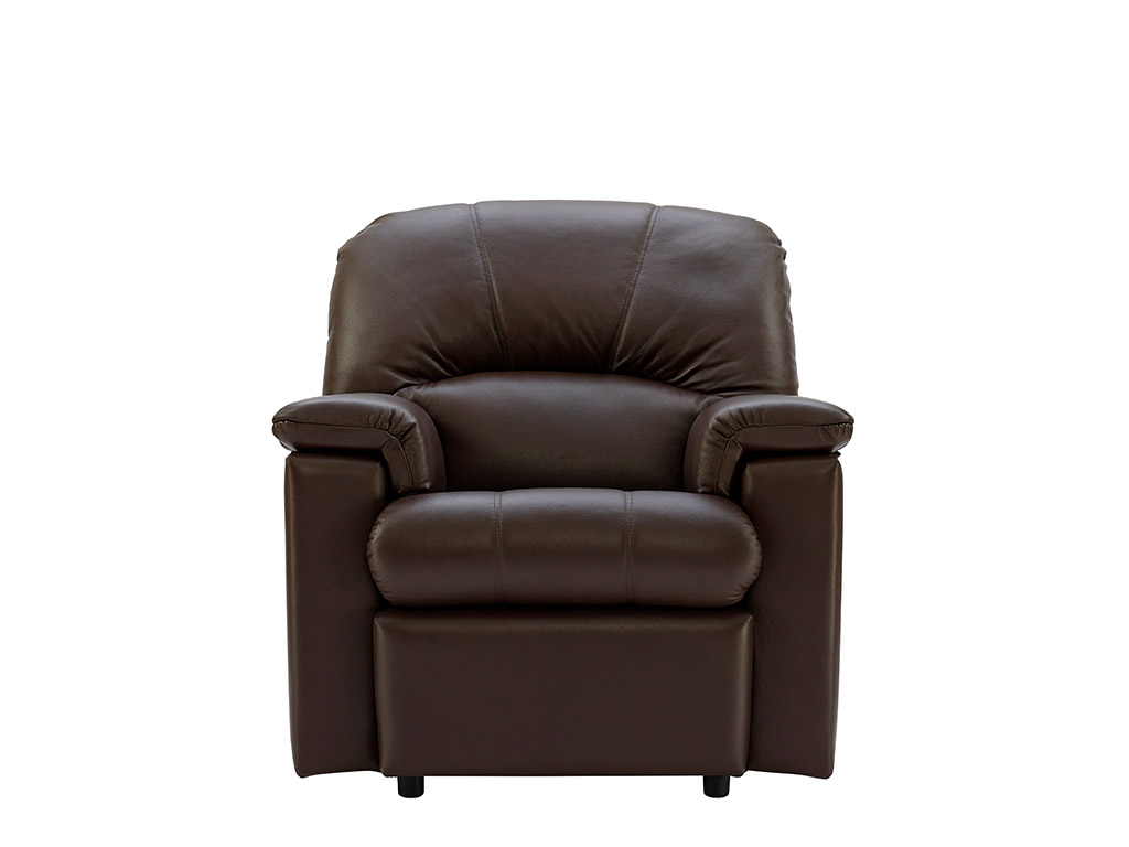 Chloe Leather Armchair