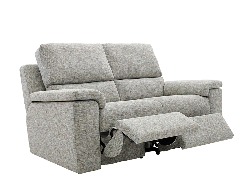Taylor 2 Seat Double Manual Recliner Sofa