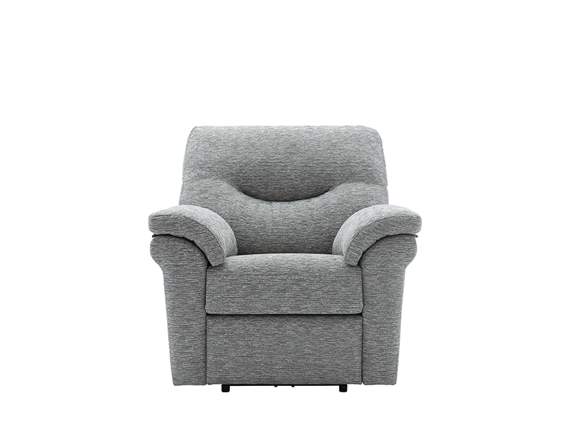 Washington Fabric Power Recliner Chair