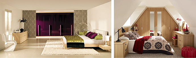 Beau Hammonds Fitted Bedrooms Modern And Classic Styles