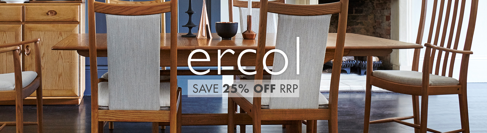 Ercol furniture Collections
