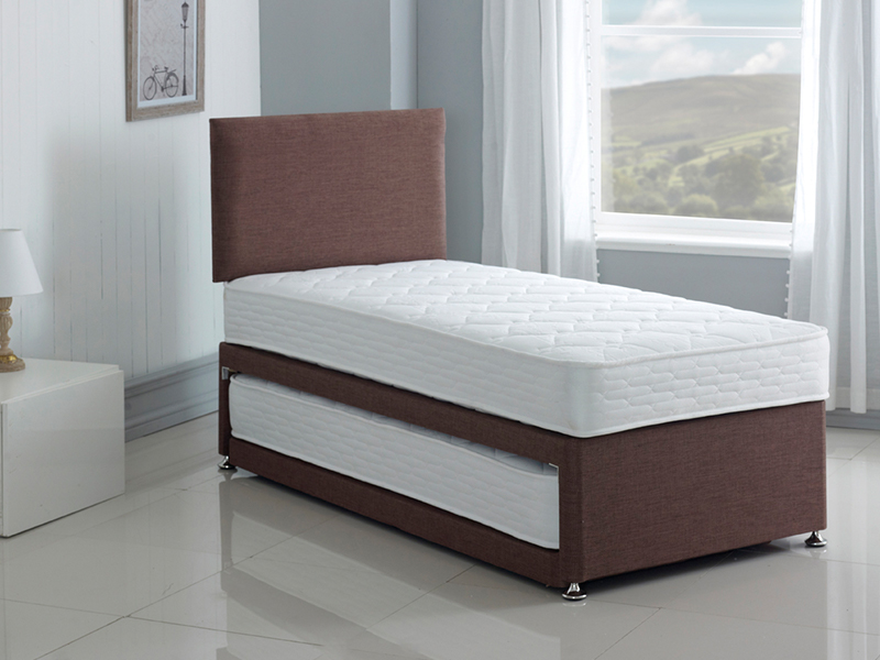 Buddy 90cm Guestbed with Headboard