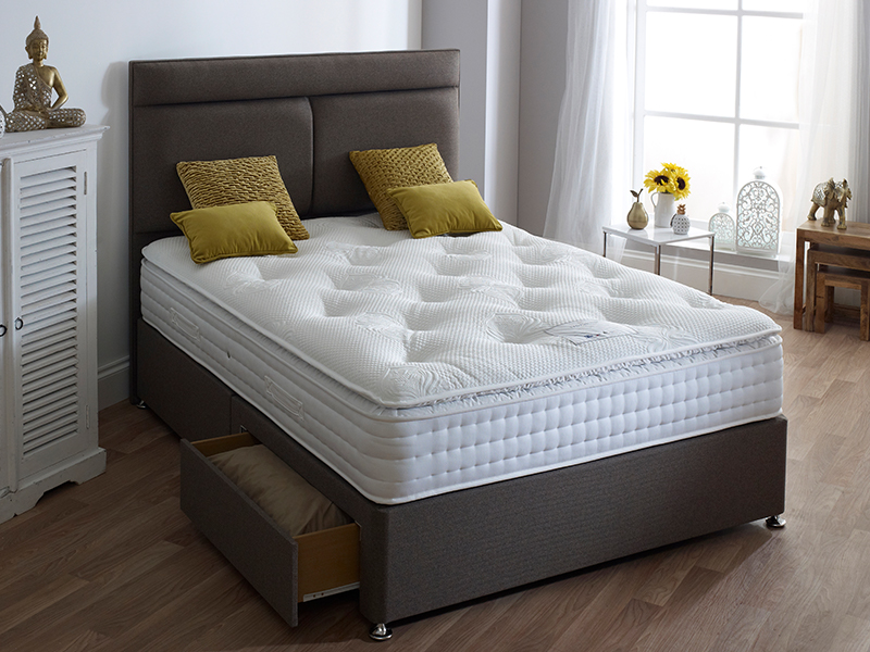 Kensington Natural Pocket 90cm Mattress