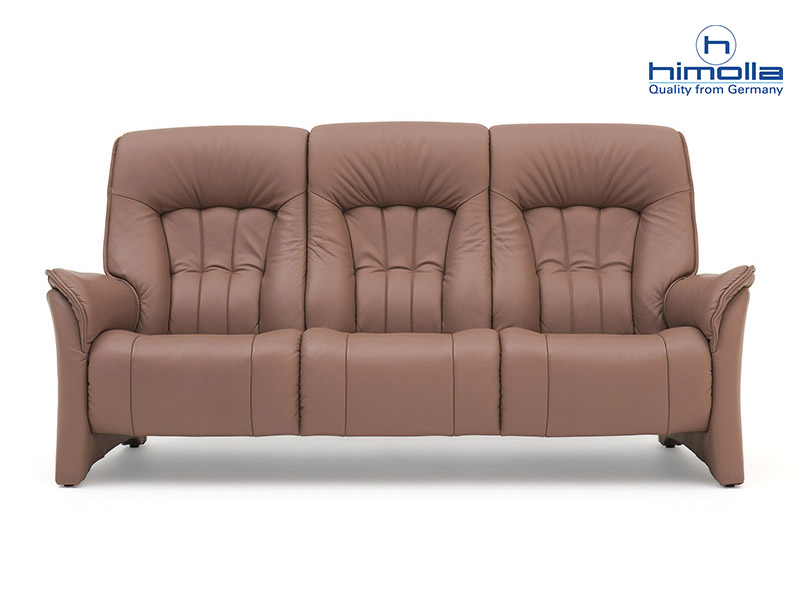 Rhine 3 Seat Fixed Sofa