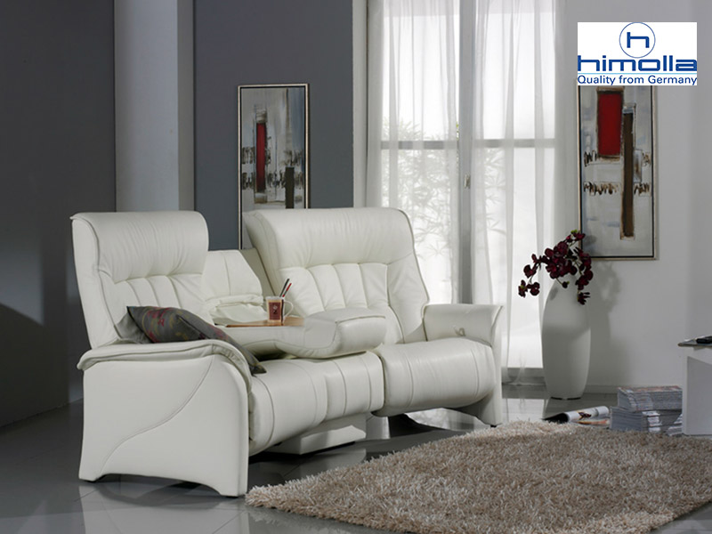 Rhine Electric Function Curved Sofa
