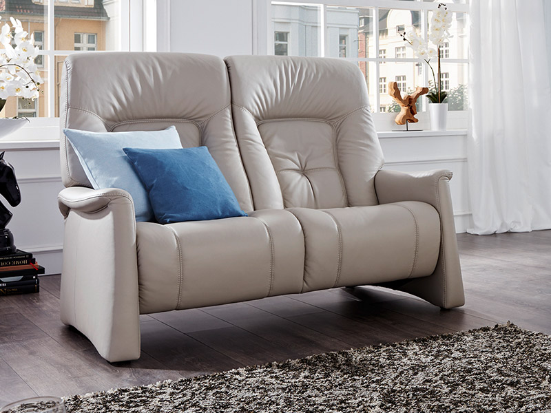 Themse 2 Seat Electric Recliner Sofa with Upholstered Arms
