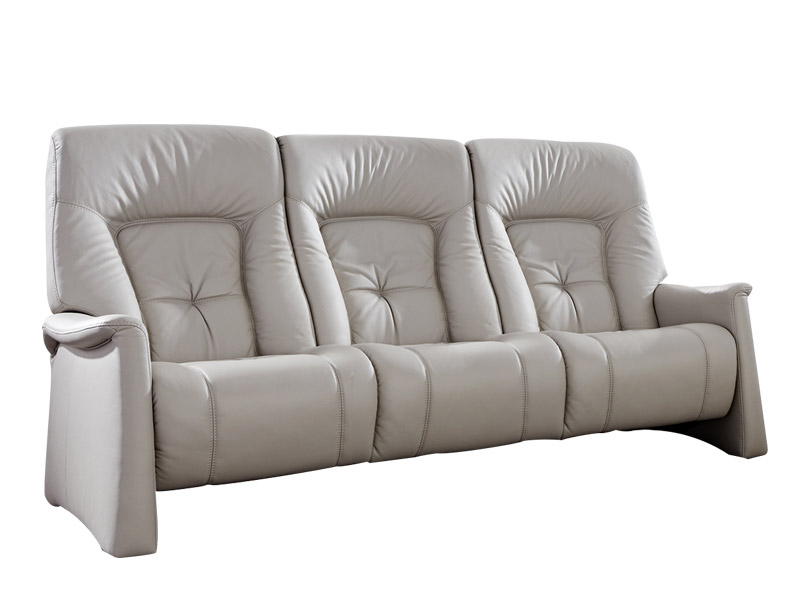 Themse 3 Seat Electric Recliner Sofa with Upholstered Arms