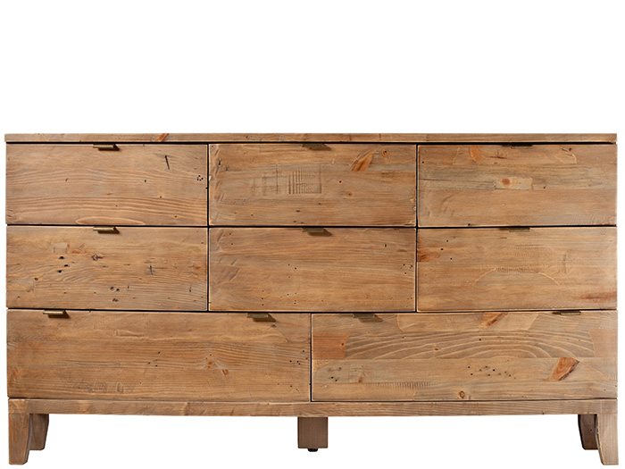 Honduras 8 Drawer Wide Chest
