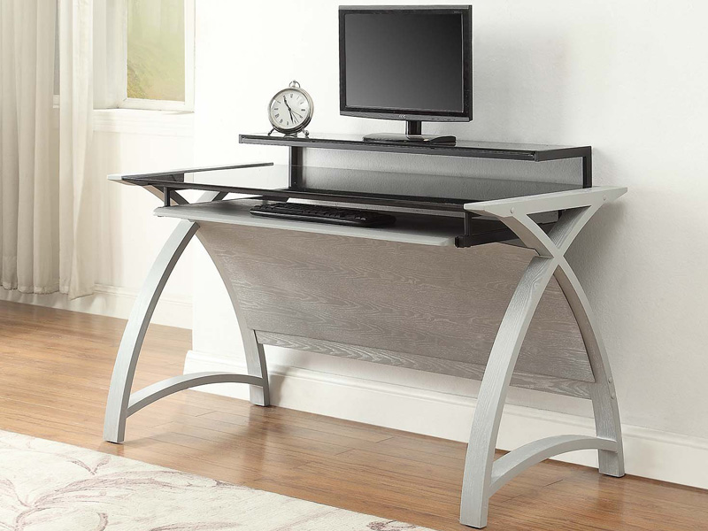Lucena 1300 Desk in Grey
