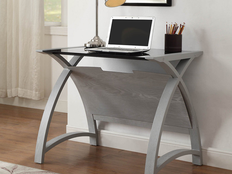 Lucena 900 Laptop Desk in Grey