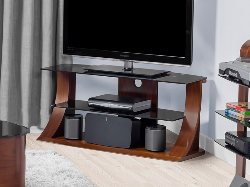 Andorra 850 Tv Stand Walnut Forrest Furnishing Glasgow S Finest