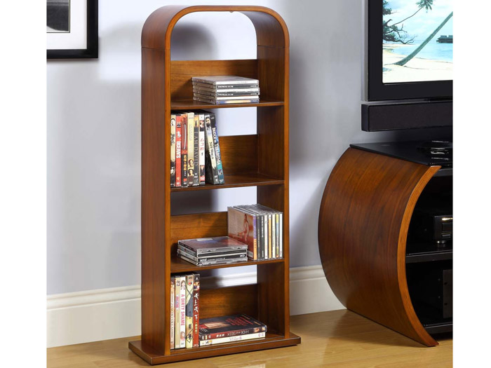 Contour DVD-CD Storage Unit
