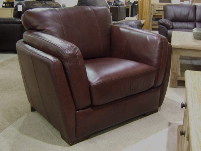Jupiter Leather Chair