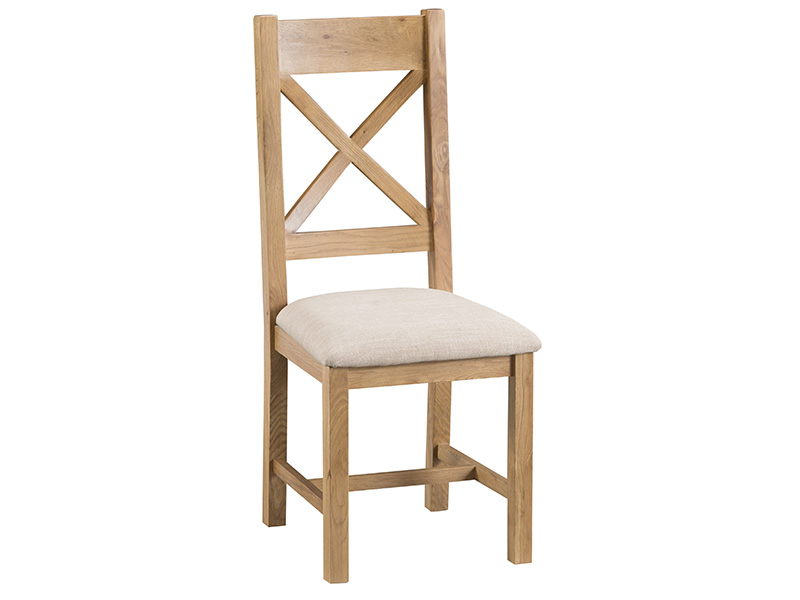 Ashbourne Cross Back Chair