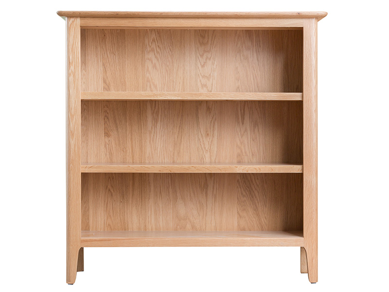Oslo Small Wide Bookcase