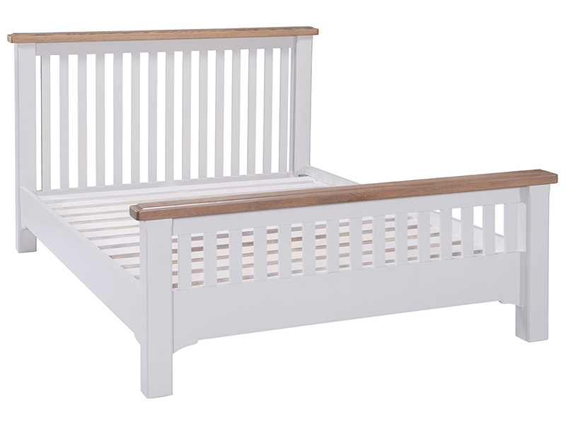 "Maine 4'6"" Bedframe"