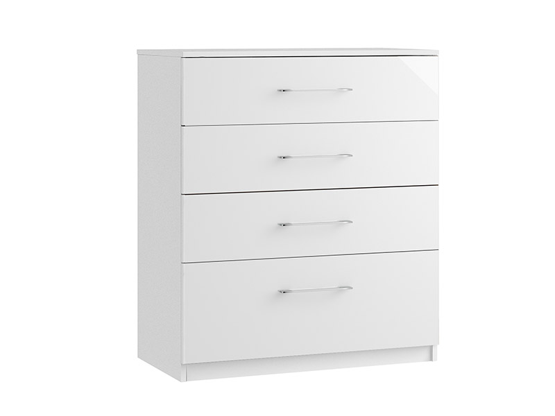 Roma 4 Drawer Chest with 1 Deep Drawer