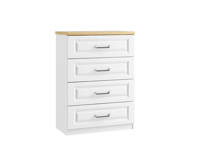 Sorrento 4 Drawer Midi Chest