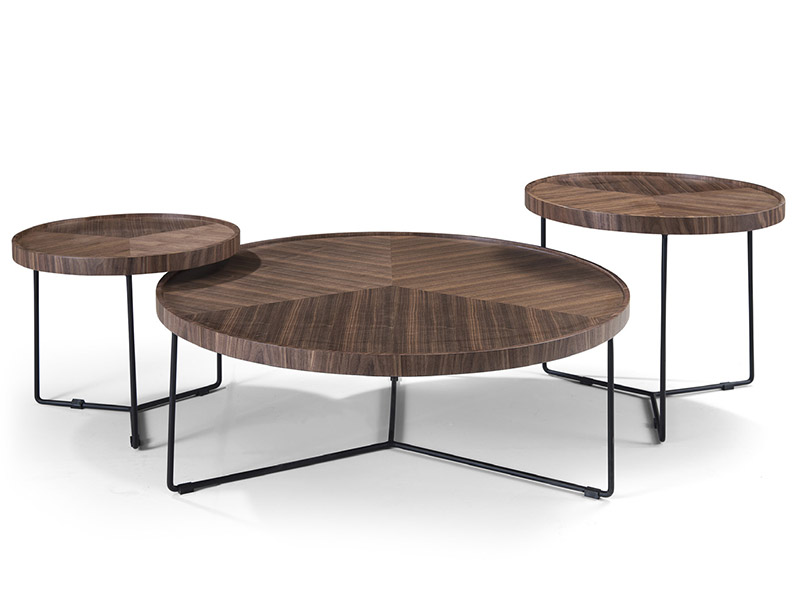 Novello Round Central Table M53 Forrest Furnishing