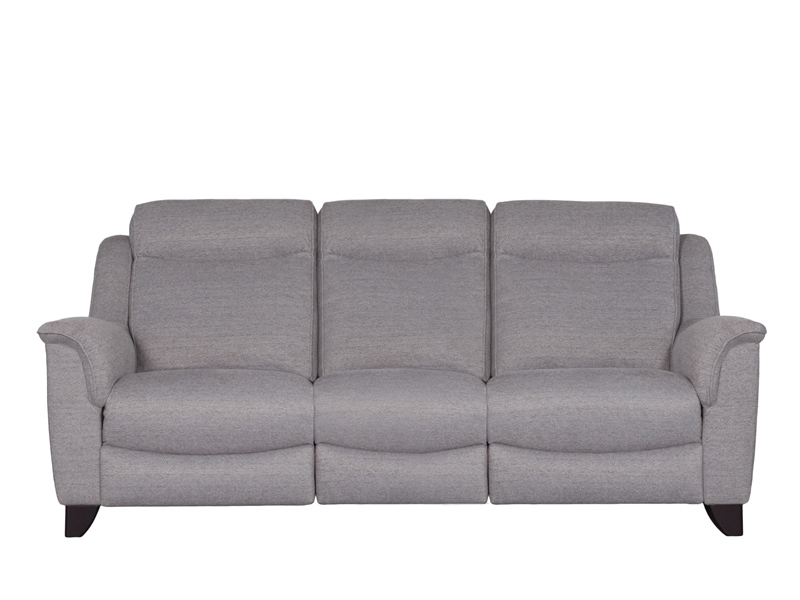 Manhattan 3 Seat Double Recline Sofa