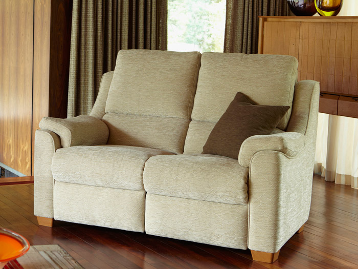 Albany 2 Seat Fabric Sofa
