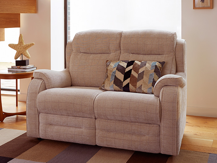 Boston 2 Seat Double manual Recliner Sofa