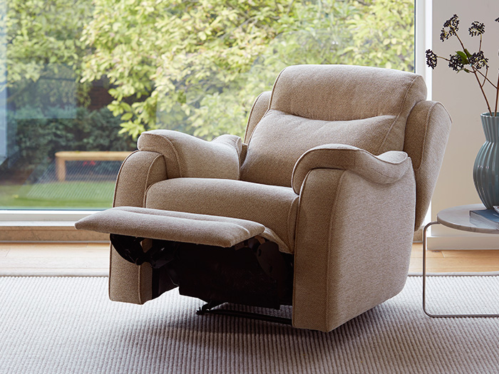 Boston Manual Recliner Armchair