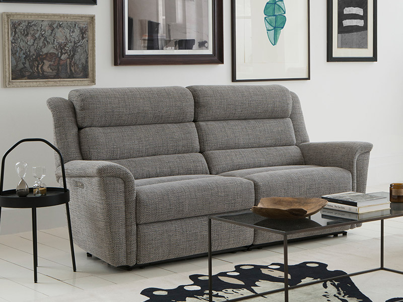 Colorado Large 2 Seat Recliner Sofa