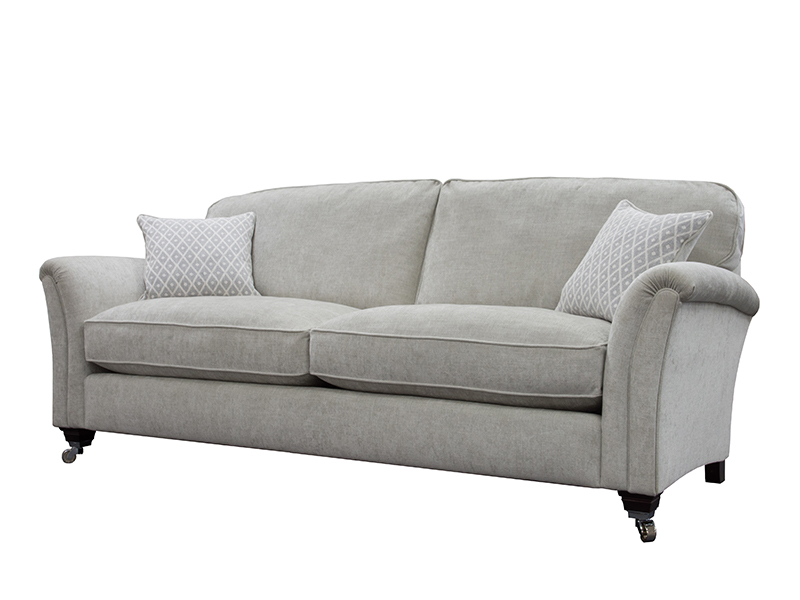 Devonshire Large 2 Seat Sofa Formal Back