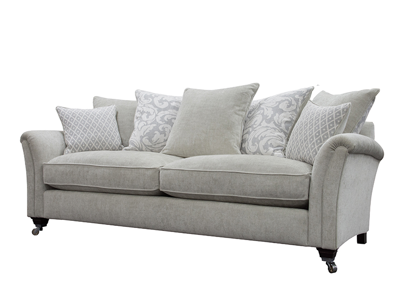 Devonshire Grand Sofa Pillow Back