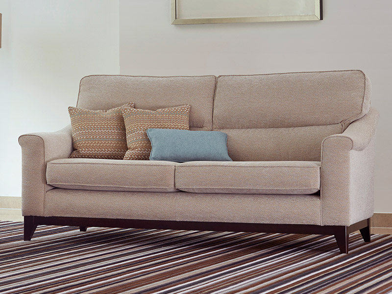 Montana Fabric Large 2 Seat Sofa