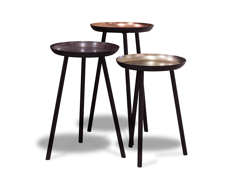 Complements Set of 3 Side Tables