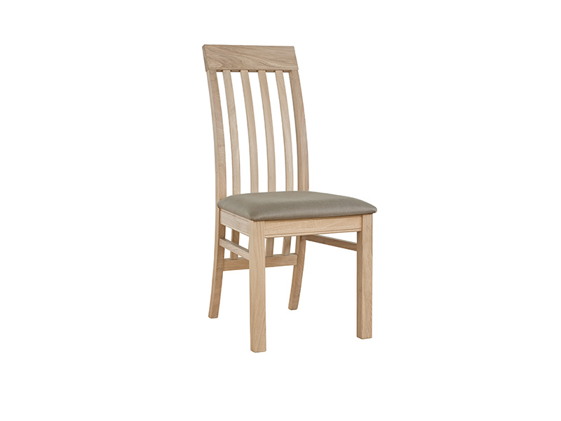 Quercia Slat Back Chair