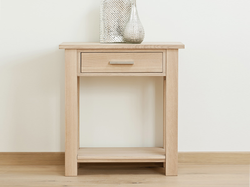 Quercia Small Hall Table