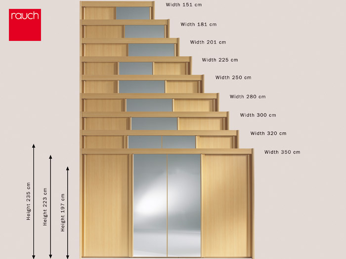 imperial robe sizes  sc 1 st  Forrest Furnishing & Imperial Robe Collection Furniture | Sofas Dining beds bedrooms ...