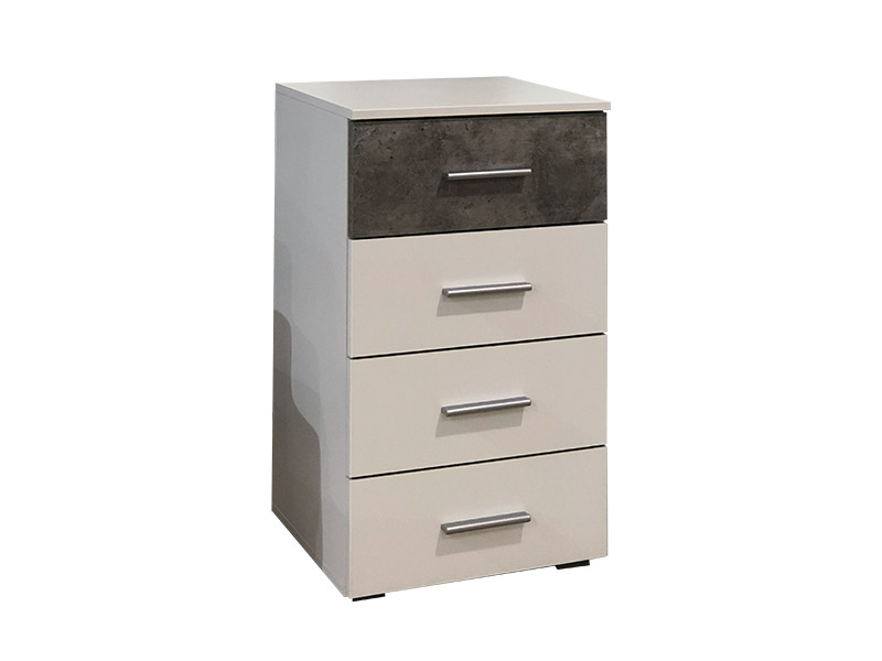 Korbach 4 Drawer Narrow Chest