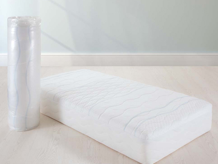 Pocket Comfort 75cm Roll Up Mattress