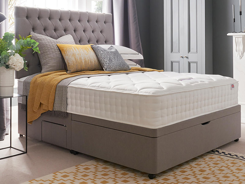Hylton Latex 90cm Mattress