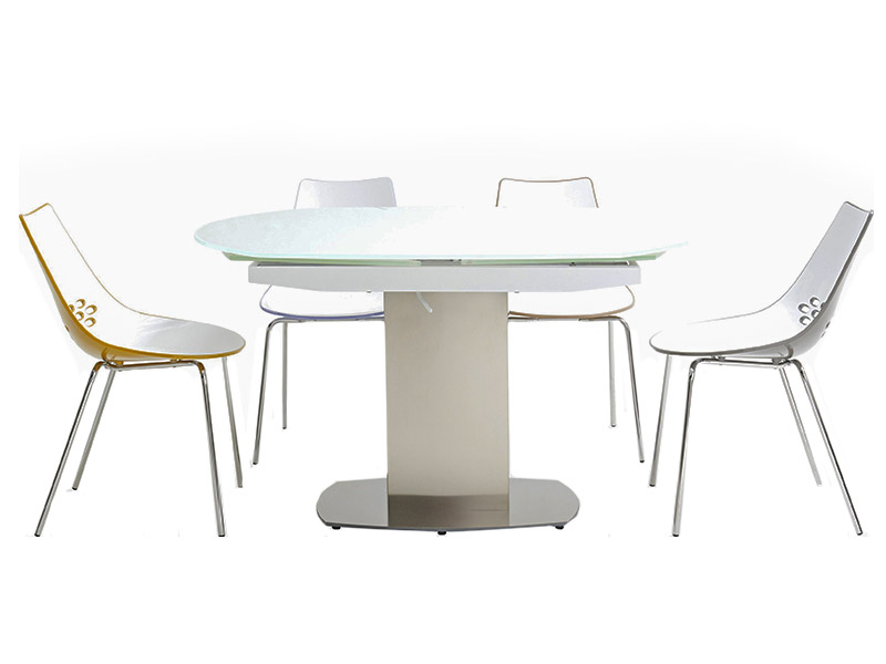 Jamila Dining table and 4 Chairs