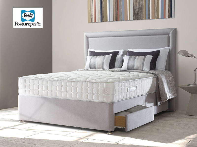 Genoa Wool 180cm Zip and Link Mattress