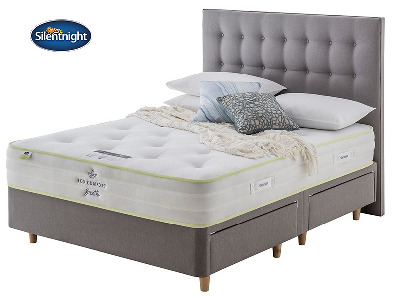 Eco Breathe 1200 90cm Divan