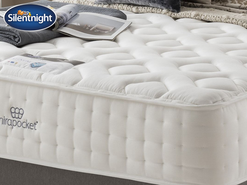 Mirapocket 1400 Natural Opal 135cm Mattress