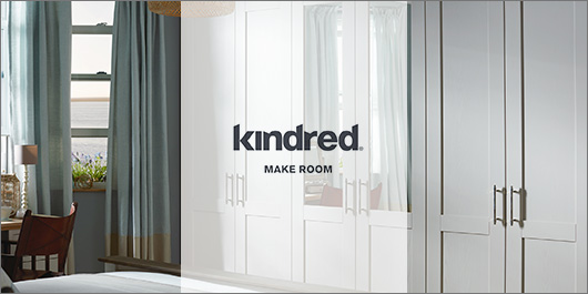 Kindred Fitted Bedrooms