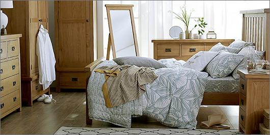 Ashbourne Bedroom Collection