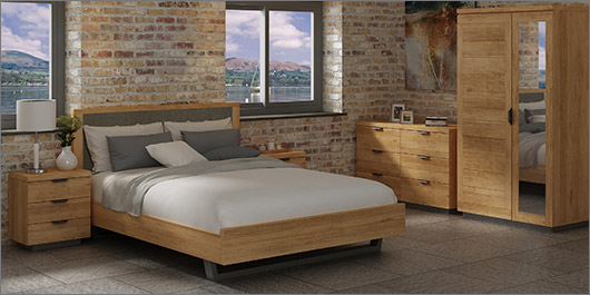 Bourton Bedroom Collection