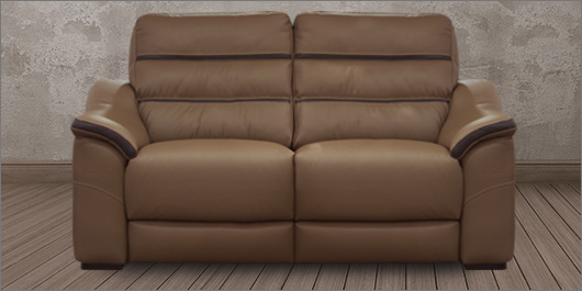 Cologne Max Leather Sofa Collection
