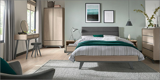 Copenhagen Bedroom Collection