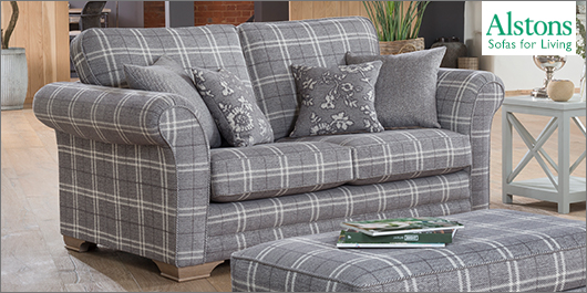 Georgia Fabric Sofa Collection