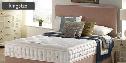 King Size Beds and Mattresses