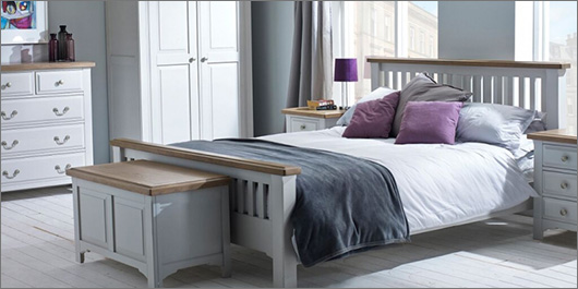 Bedroom Furniture, wardrobes, chests of drawers, bedframes and more